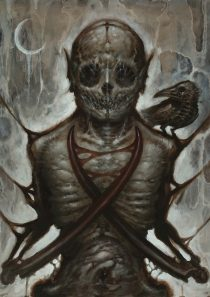 """Putrid Spectre"" Limited Edition Prints"